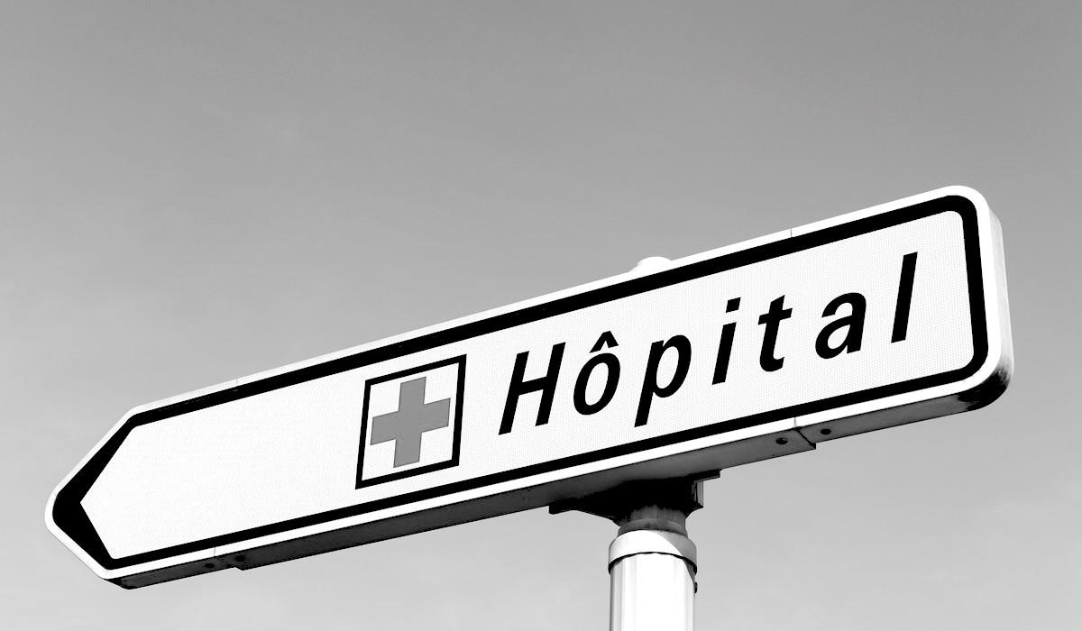 HOPITAL : MODES DE SORTIE